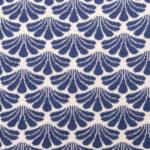 Corales blanco azul